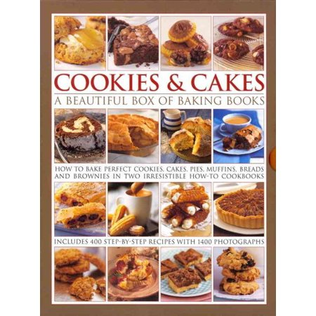 Cookies & Cakes: A Beautiful Box of Baking Books (Other)