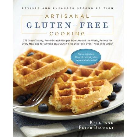 Artisanal Gluten-Free Cooking - Paperback