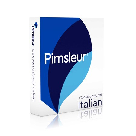 Pimsleur Italian Conversational Course - Level 1 Lessons 1-16 CD : Learn to Speak and Understand Italian with Pimsleur Language Programs