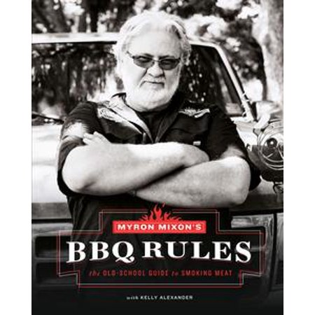 Myron Mixon's BBQ Rules - eBook