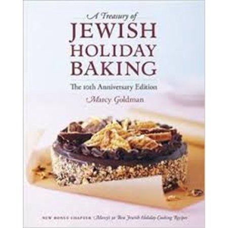 The 20th Anniversary Edition of A Treasury of Jewish Holiday Baking - eBook
