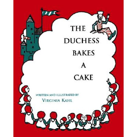 The Duchess Bakes a Cake (Hardcover)