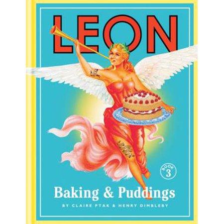 Leon: Baking & Puddings - eBook