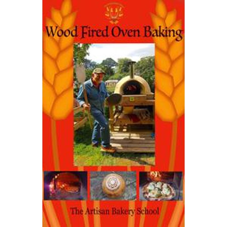 Wood Fired Oven Baking - eBook