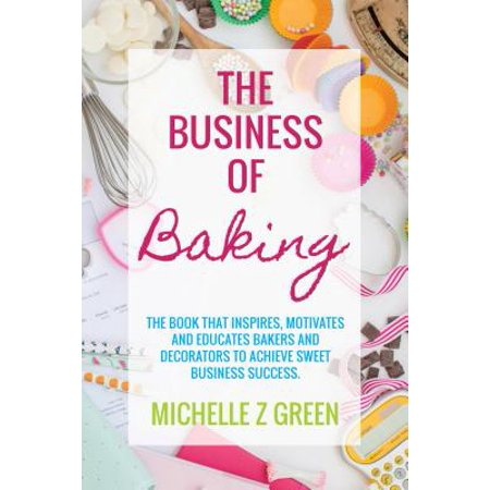 The Business of Baking - eBook