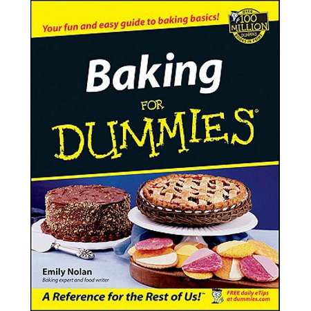 Baking For Dummies - eBook