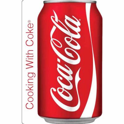 Cooking with Coca Cola (Intl)