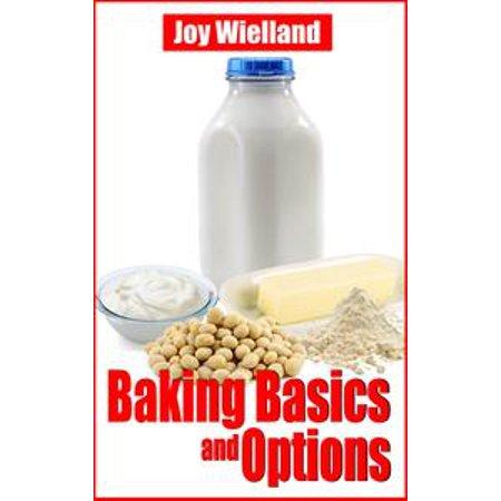 Baking Basics and Options - eBook