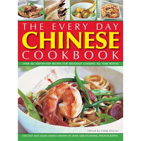 The Every Day Chinese Cookbook