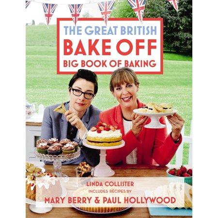 Great British Bake Off: Big Book of Baking - eBook