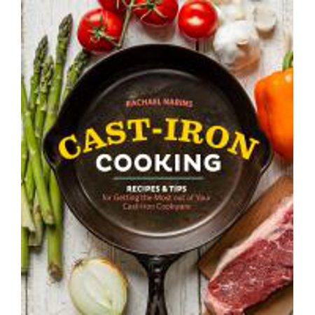 Cast-Iron Cooking - Paperback