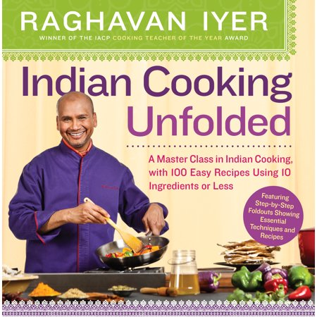 Indian Cooking Unfolded - Paperback