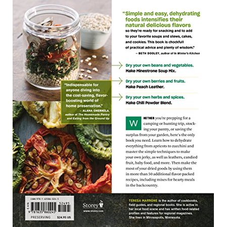 Beginner's Guide to Dehydrating Food, 2nd Edition - Paperback