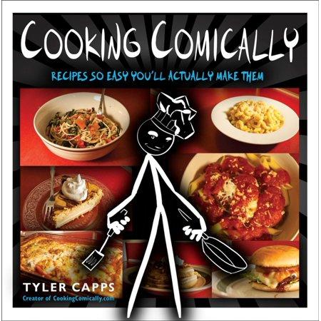 Cooking Comically - eBook