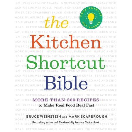 The Kitchen Shortcut Bible - eBook