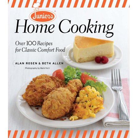 Junior's Home Cooking - eBook