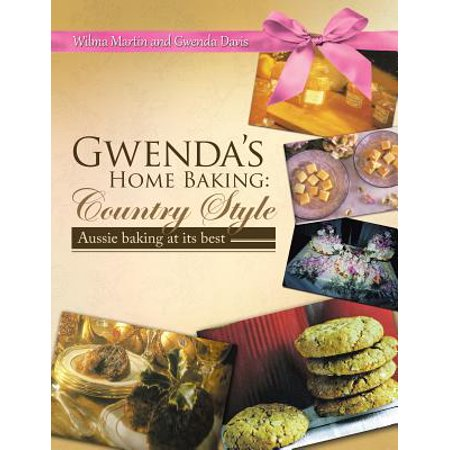 Gwenda'S Home Baking: Country Style - eBook