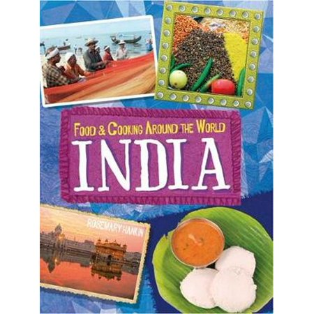 India (Food and Cooking Around the World) (Hardcover)