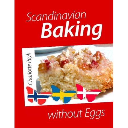 Scandinavian Baking without Eggs - eBook