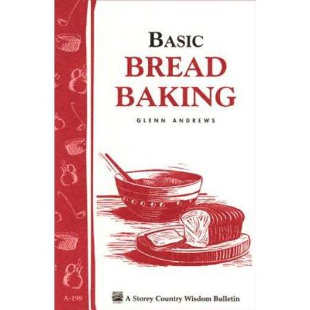 Basic Bread Baking - eBook