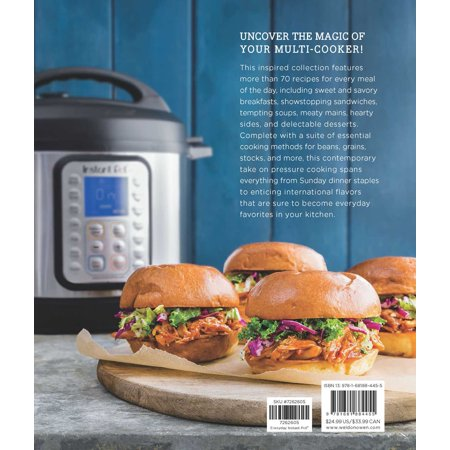Everyday Instant Pot : Great recipes to make for any meal in your electric pressure cooker