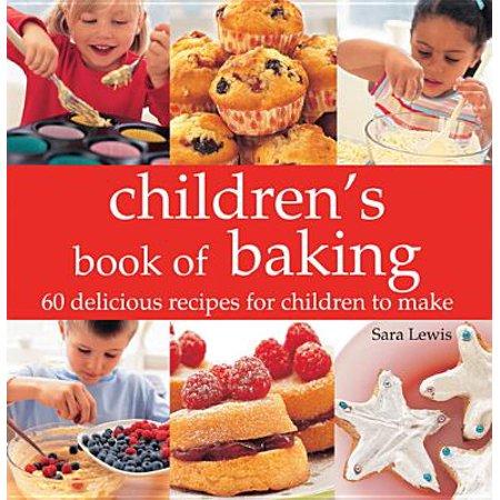 Children's Book of Baking - eBook