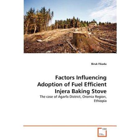 Factors Influencing Adoption of Fuel Efficient Injera Baking Stove