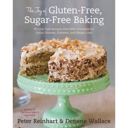 The Joy of Gluten-Free, Sugar-Free Baking - eBook