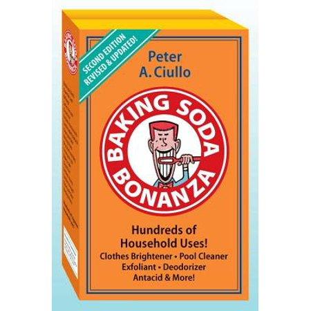 Baking Soda Bonanza - eBook
