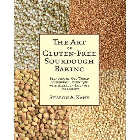 The Art of Gluten-Free Sourdough Baking - eBook