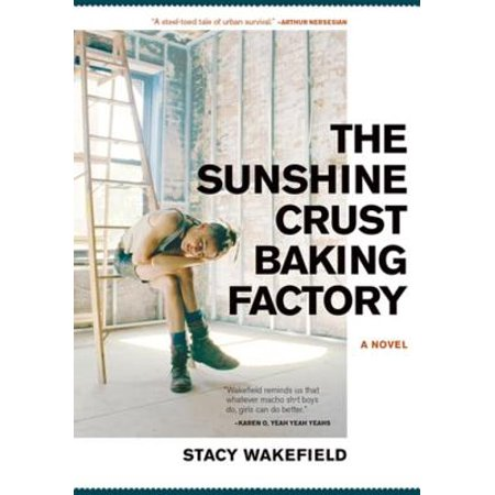The Sunshine Crust Baking Factory - eBook