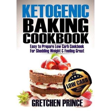 Ketogenic Baking Cookbook - eBook
