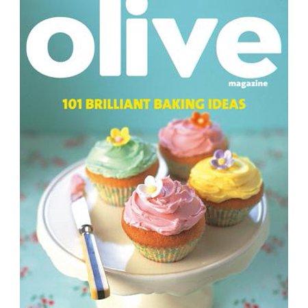 Olive: 101 Brilliant Baking Ideas - eBook