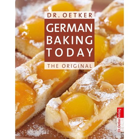 Dr. Oetker: German Baking Today - eBook