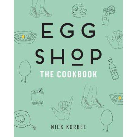 Egg Shop : The Cookbook