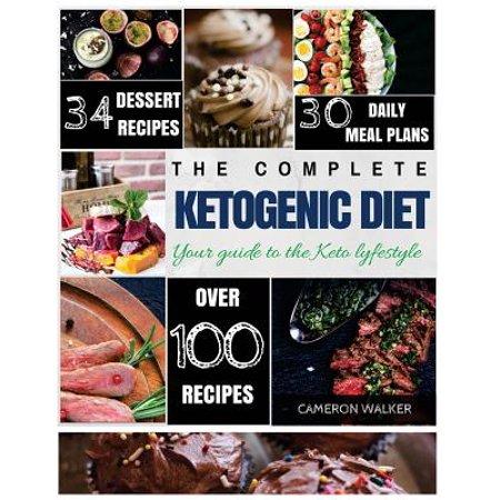 Ketogenic Diet : Keto for Beginners Guide, Keto 30 Days Meal...