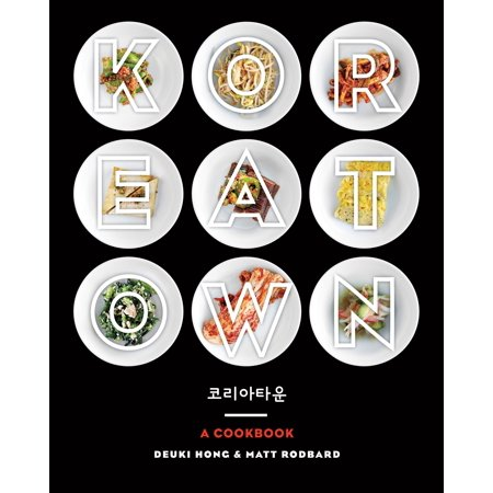 Koreatown : A Cookbook