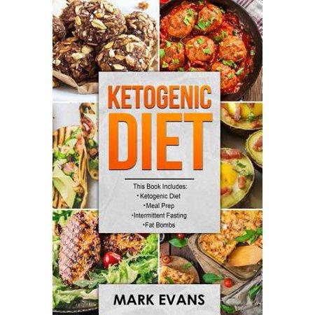 Ketogenic Diet : 4 Manuscripts - Ketogenic Diet Beginner's G...