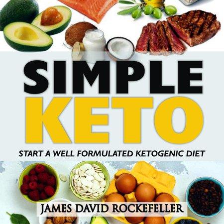 Simple Keto - Audiobook
