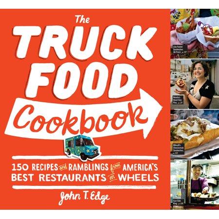 Truck Food Cookbook - Paperback