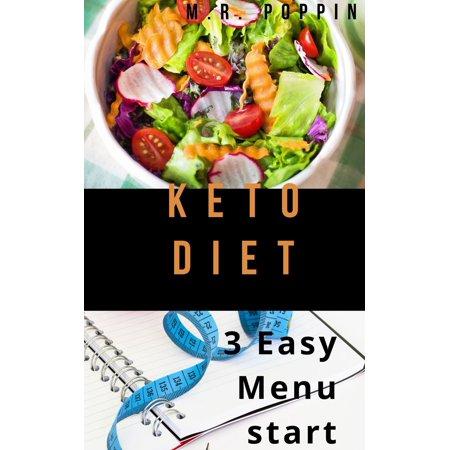 Pdf 3 Easy Menu Start Keto Diet Cookbook Ebook Free Download