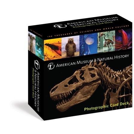American Museum of Natural History Card Deck : 100 Treasures...