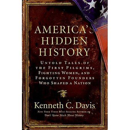 America's Hidden History - eBook