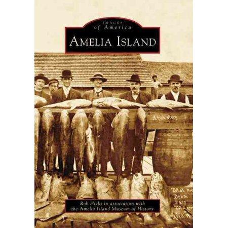 Images of America (Arcadia Publishing): Amelia Island (Paper...