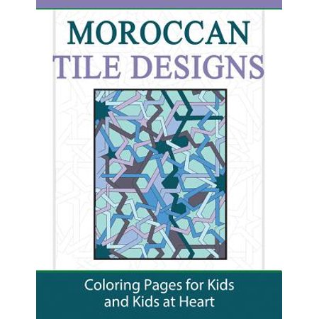 Moroccan Tile Designs : Coloring Pages for Kids and Kids at ...