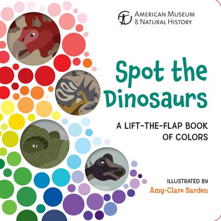 Spot the Dinosaurs (Board Book)