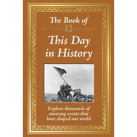 The Book of This Day in History (Hardcover)