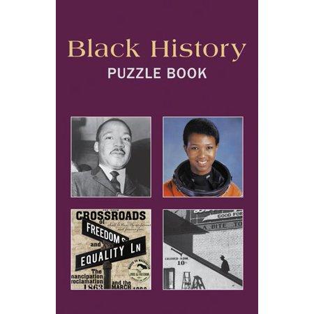 Black History Puzzle Book