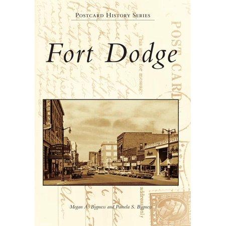 Postcard History: Fort Dodge (Paperback)