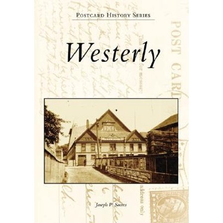 Postcard History: Westerly (Paperback)